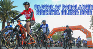Padyak at Panalangin : Bisikleta Iglesia 2019