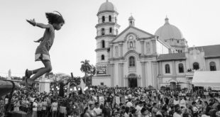 Good Friday Procession at Lipa, Batangas