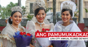 Pamumukadkad – Lipa City Annual Flores De Mayo