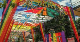 Kampayga's Banderitas Contest sa Cuenca, Batangas