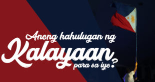 Ano nga gang pakahulugan ng Kalayaan para sa mga Batangueño?