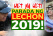 Parada ng Lechon 2019 Vlog | Pusang Gala Episode 1