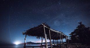 Orionids Meteor Shower sa kalangitan ng Malabrigo, Lobo, Batangas