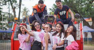 Ang pagbubukas ng Fiesta de los Toros ng Nasugbu