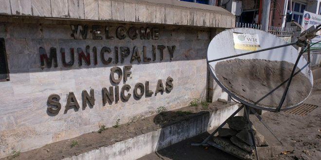 Unang sulyap sa San Nicolas, Batangas : Larawan ng pagbangon muli