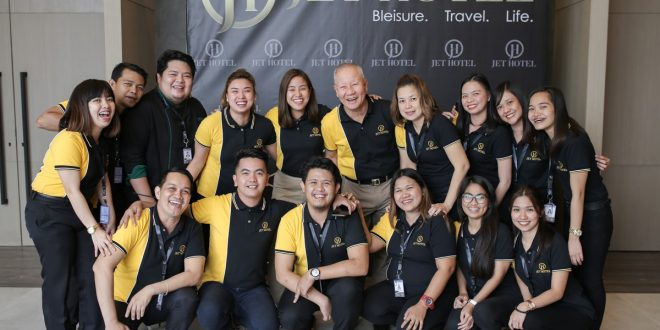 JET Hotel: A Hotel that merges business and leisure in one
