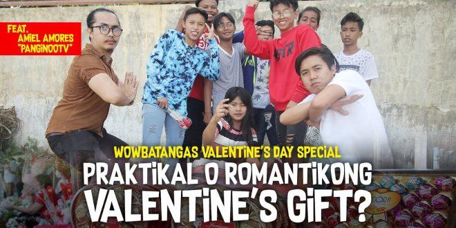 Praktikal o Romantikong Valentine's Gift  | Huntawanan S2Ep4