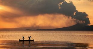 Taal Volcano Throwback: Dalawang Araw matapos ang pag aalburuto ng Bulkan