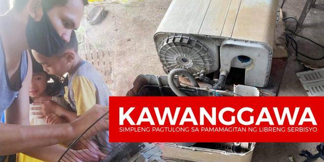 KawangGawa | Simpleng pagtulong sa pamamagitan ng libreng serbisyo