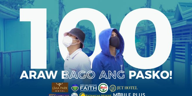 100 Araw bago ang Araw ng Pasko