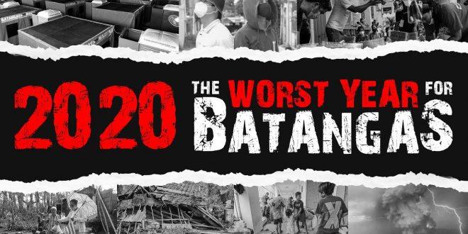 2020 : Ang WORST YEAR ng BATANGAS | Banas Daily