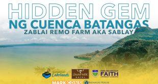 Sablay : Cuenca Batangas' Hidden Gem (Zablai Remo Farm)