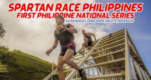 Spartan Race Philippines 2021 | First Philippine National Series ginanap sa Batangas, Lakelands, Balete, Batangas