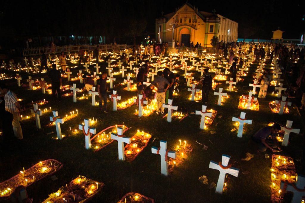 November 01, 2021 - All Saints Day