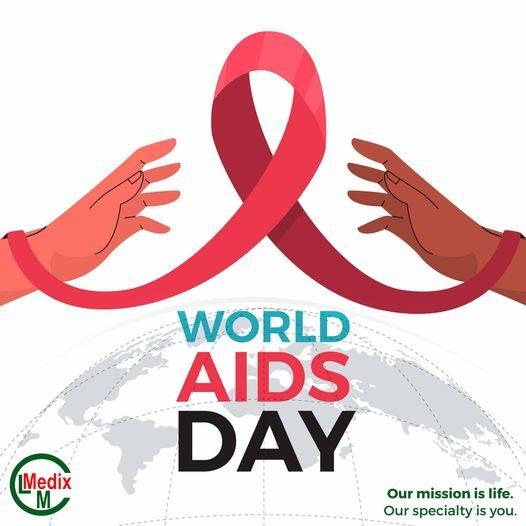 World Aids Day - Celebrate with Lipa Medix Medical Center