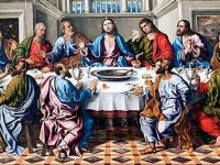April 01, 2021 - Maundy Thursday