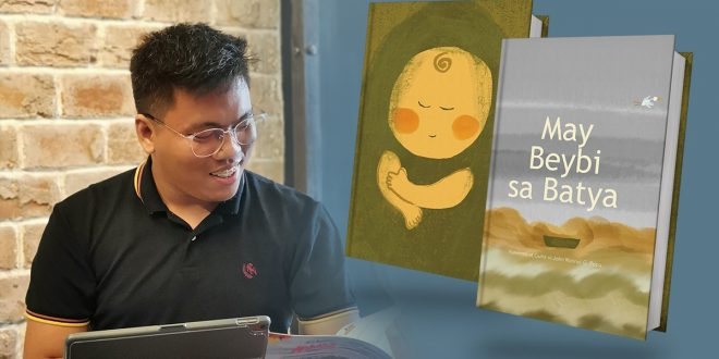 May Beybi sa Batya | Book for a cause ng isang Batangueño