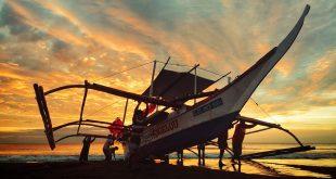 Takipsilim sa Nasugbu, Batangas